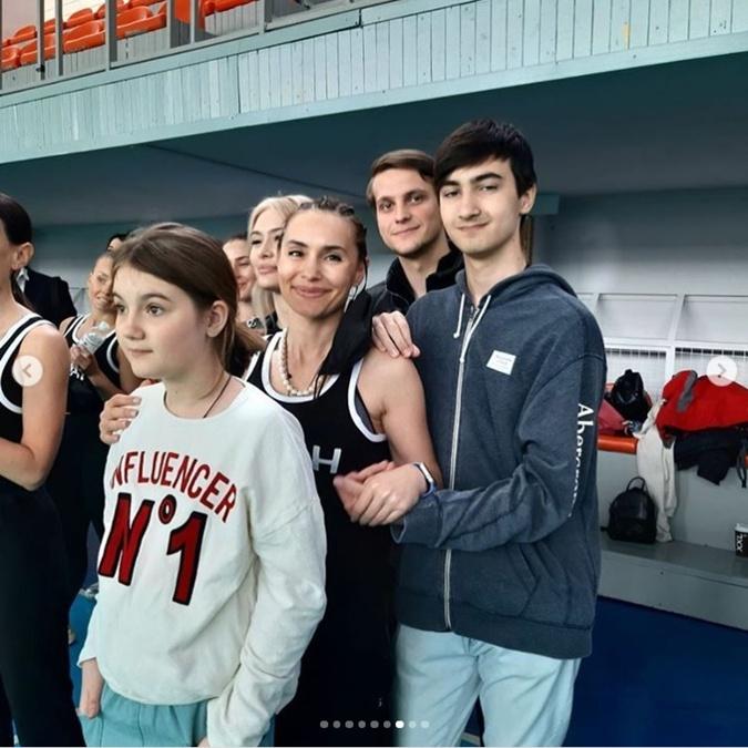 Старшая дочь Ющенко стала самой спортивной мамой  фото 2