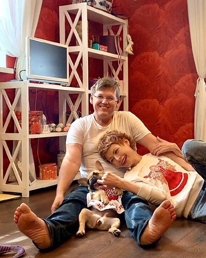Елена-Кристина Лебедь - о любви с Розенко: Страсти в наших с Павлом отношениях - на миллион вулканов фото 2
