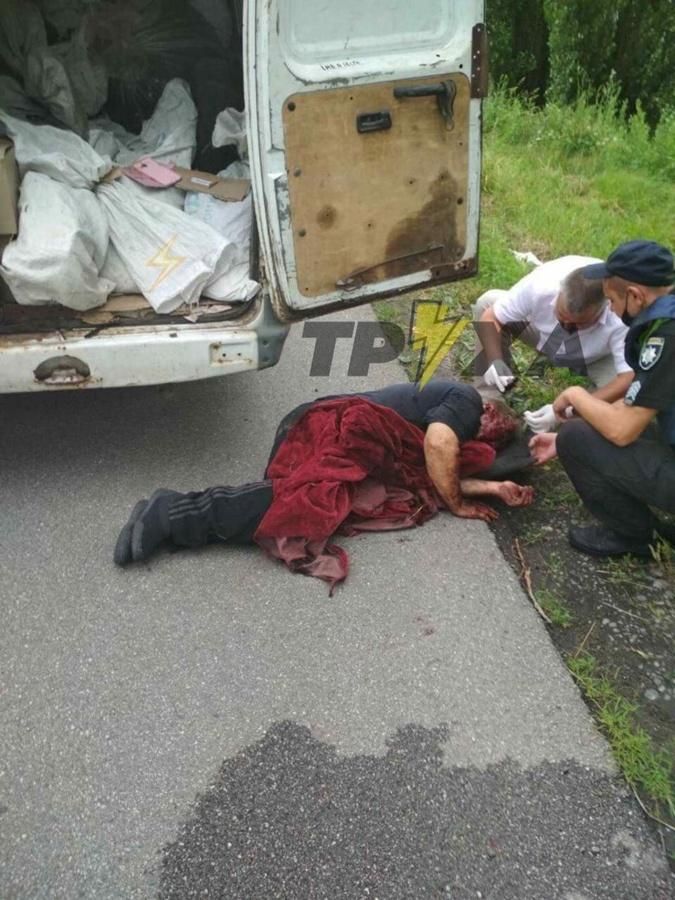Оба охранника пострадали Фото: t.me/c/1134940581/2275