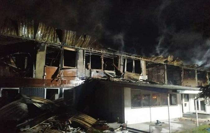 Украинские заробитчане о поджигателе хостела: Этот поляк был со странностями