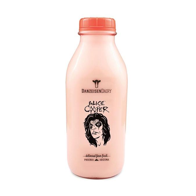 Молочко от Элиса Купера.