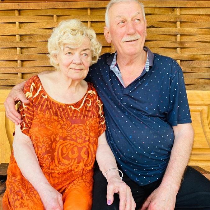 Родители режиссера вместе почти 40 лет. Фото: instagram.com/alanbadoev