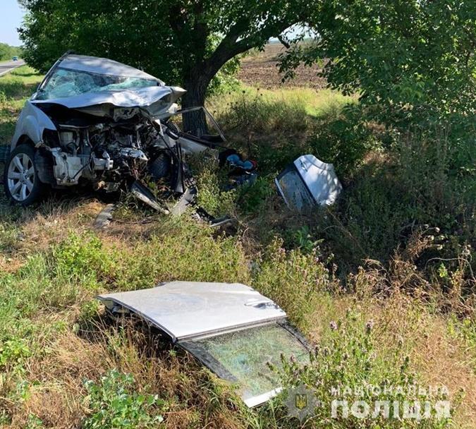 Авария на трассе Одесса-Рени унесла 6 жизней, еще трое пострадали.