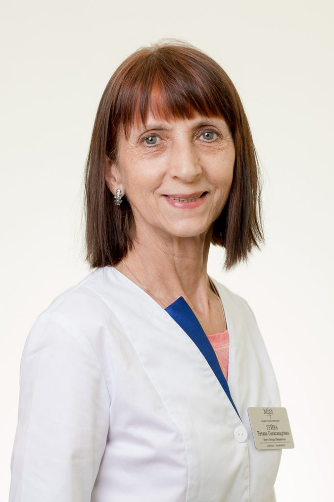 Татьяна Гуйва, главный аллерголог Сумской области. ФОТО: mira.sumy.ua