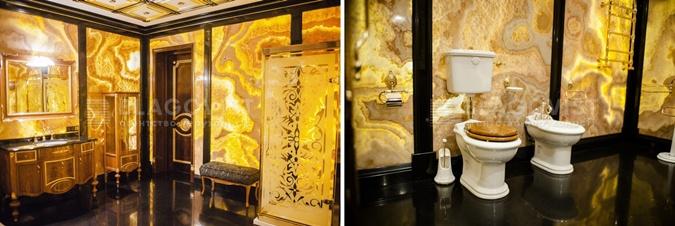 Самые дорогие квартиры Украины: мраморный пол, шелковые стены и золотая сантехника
