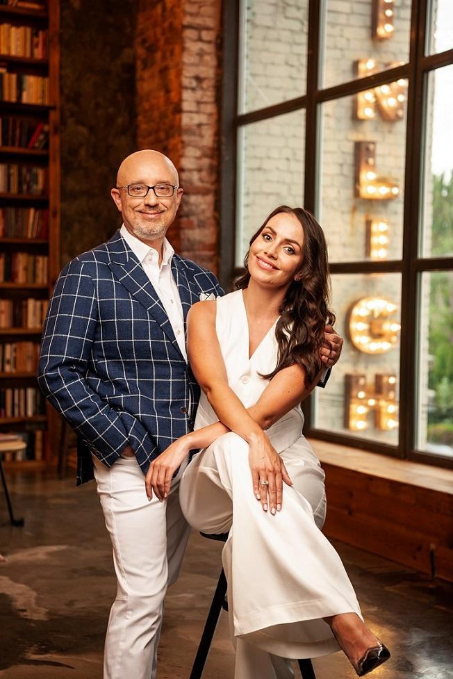 Юлия Зорий: Я бы все равно вышла замуж за Алексея Резникова, даже при разнице в 30 или 40 лет