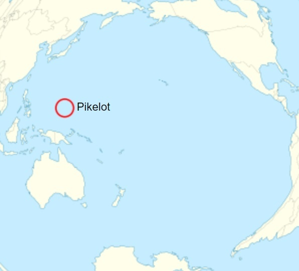 Моряки едва не погибли на необитаемом острове в Микронезии: помогла надпись на песке фото 1