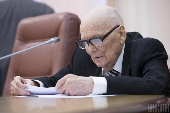 Борис Патон 58 лет возглавлял Академию наук и называл ее своей единственной семьей фото 2