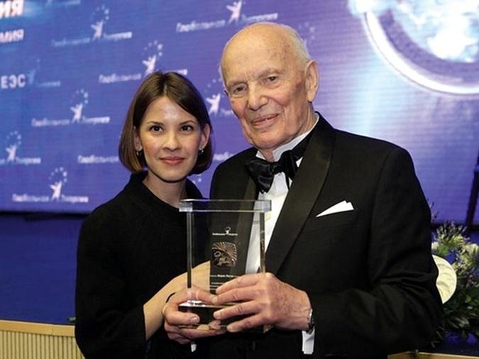 Борис Патон 58 лет возглавлял Академию наук и называл ее своей единственной семьей фото 1