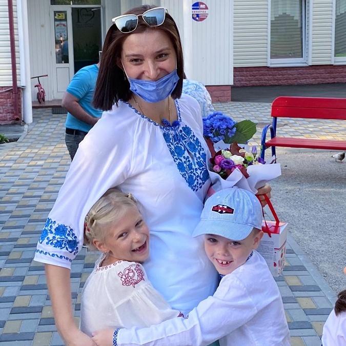 Дети Тараса Тополи и Alyosha. Фото: instagram.com/tarastopolia