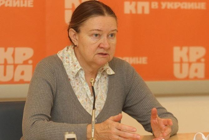 Мироненко  вирусолог Алла Мироненко  говорит, что зимой самым опасным будет штамм