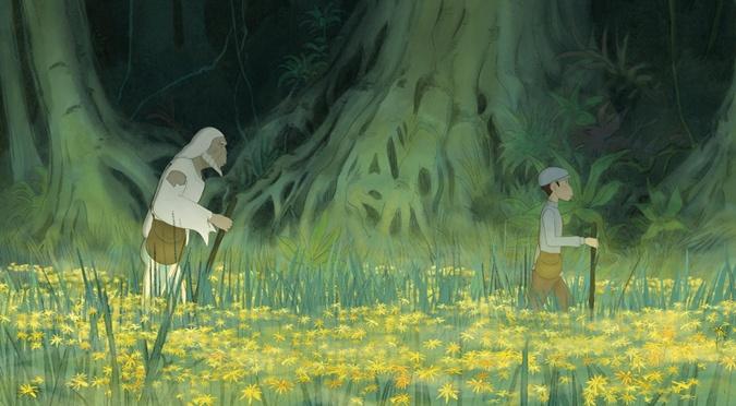 Кадр из мультфильма Путешествие принца