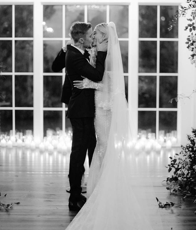 Пара поженилась год назад. Фото:instagram.com/haileybieber/
