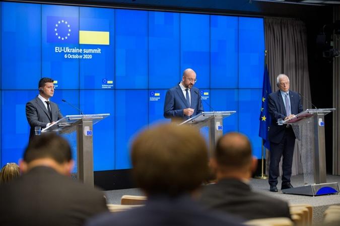 Итоги саммита в Брюсселе: ЕС не банкомат, но даст Украине еще 60 миллионов евро и оставит безвиз фото 1