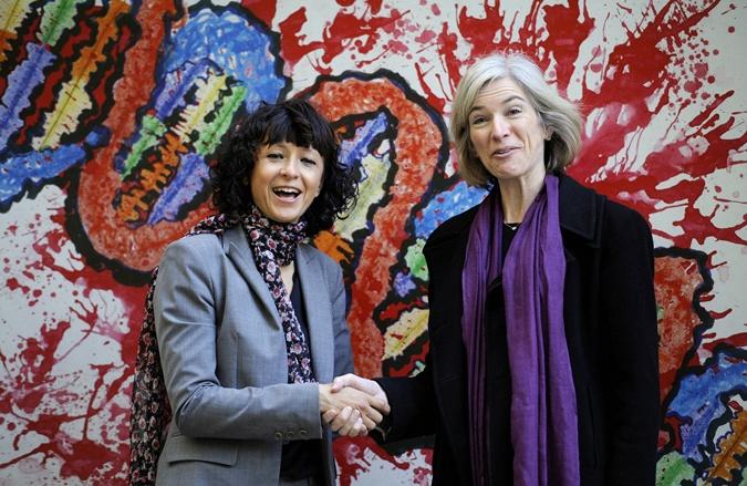 Нобелевскую премию по химии разделили две женщины, создавшие