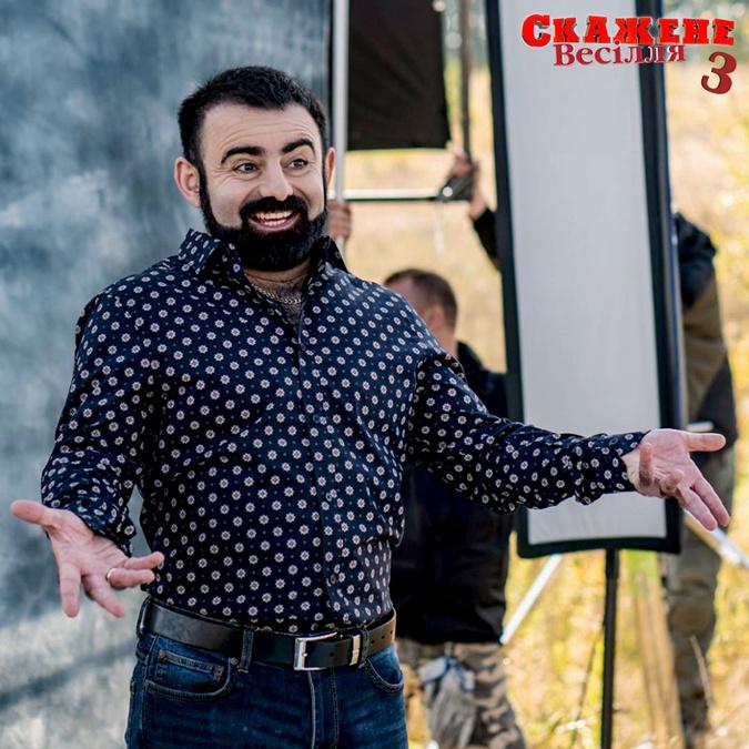 Исполнитель роли Ашота Арам Арзуманян. Фото: пресс-служба