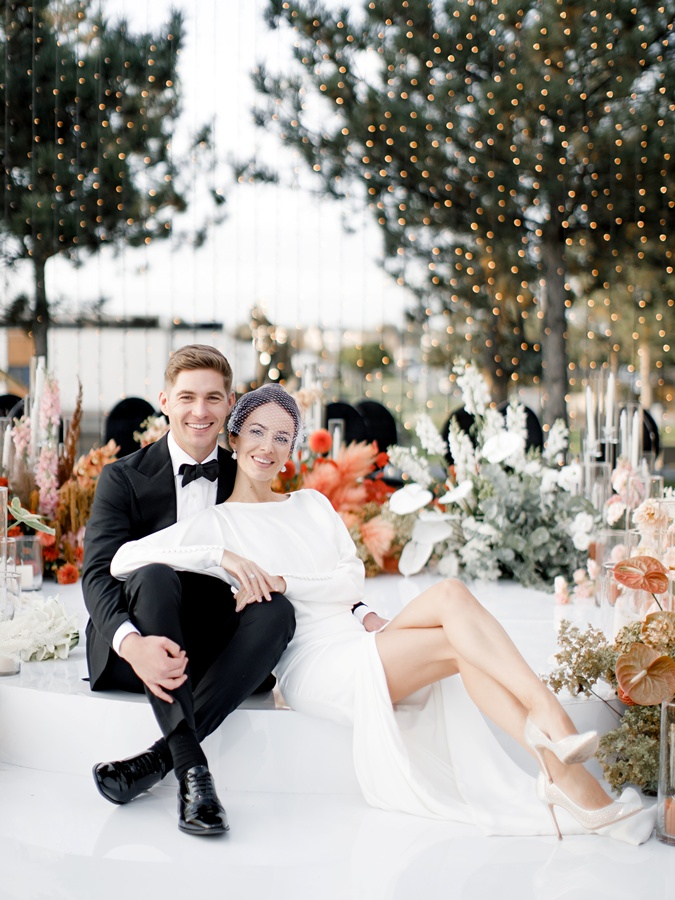 Фоторепортаж со свадьбы Владимира Остапчука и Кристины Горняк