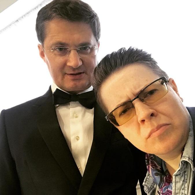 С Игорем Кондратюком Евгений остался в хороших отношениях. Фото: Инстаграм