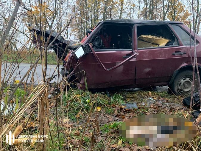 В Черниговской области прокурор устроил смертельное ДТП: двое погибших фото 1
