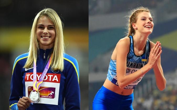 Магучих с Левченко могут принести Украине сразу две медали в секторе для прыжков в высоту. Фото: соцсети
