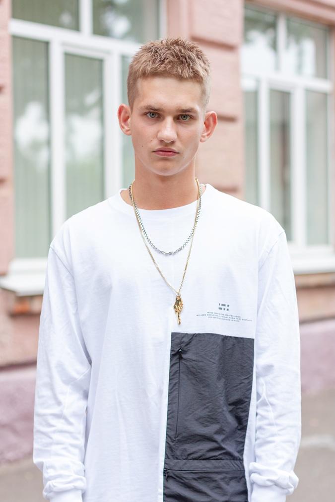 Идеальный парень Андрей Тетеря. Его сыграл Андрей Максимов. Фото: