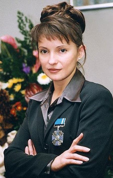 Молодая Юлия Тимошенко