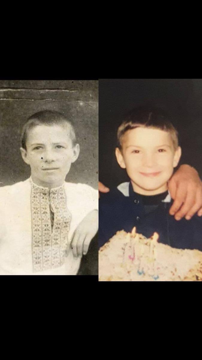 сходство Кашпировского и сына