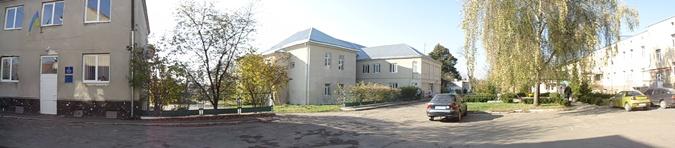 Жолковская больница
