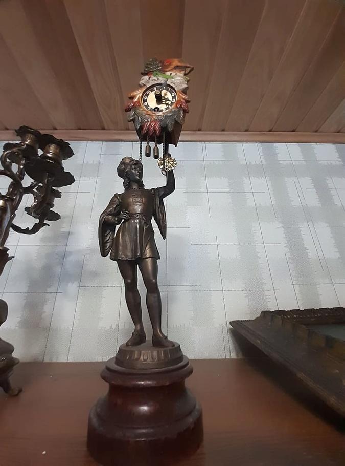 Судья из Чернигова собрал коллекцию часов после мистических снов фото 1
