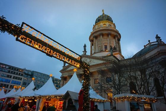 Новий рік на свіжому повітрі німці люблять відзначати і на ярмарках. Але в цьому році, мабуть, обійдуться лише свіжим повітрям. Фото: Igor Inderelst