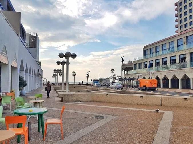 Тель-Авив карантин