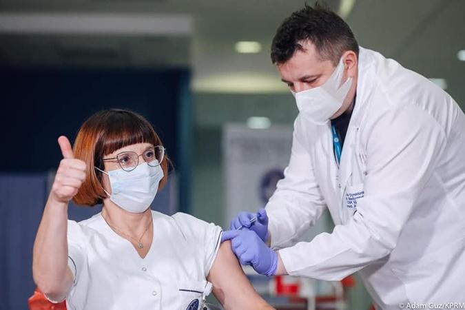 вакцинация в Польше