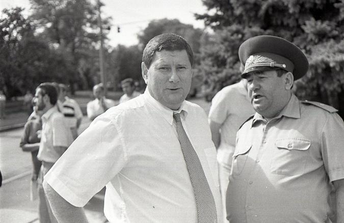 Умер генерал, подавивший самый масштабный тюремный бунт в истории Украины фото 1