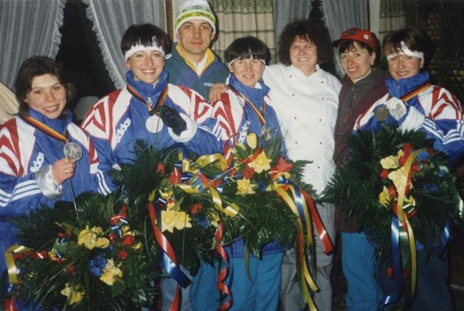 Нина Лемеш: Одолжила лыжи Цербе, а она на них привезла Украине первую олимпийскую медаль