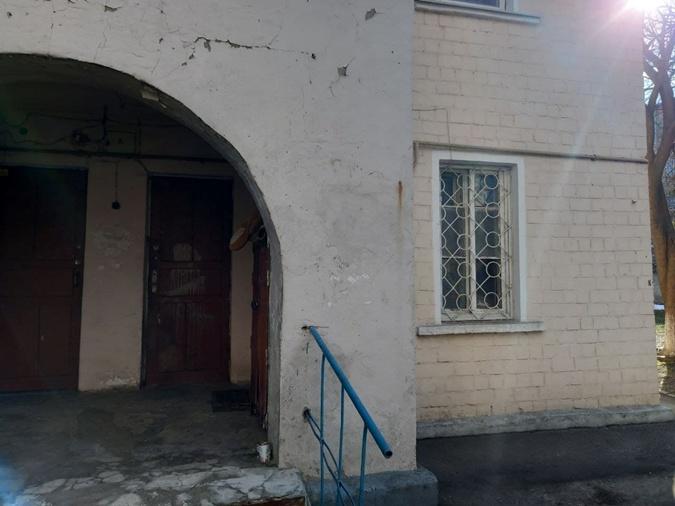 дом, где жили Валуйские