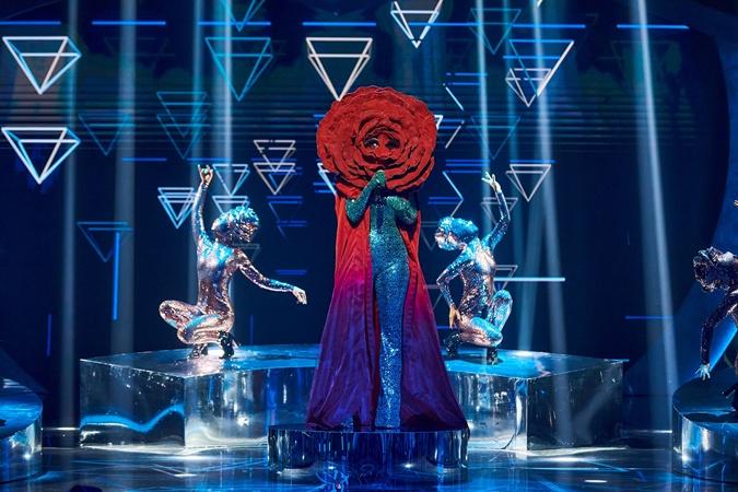 шоу Маска, Алина Гросу, шоу маска роза