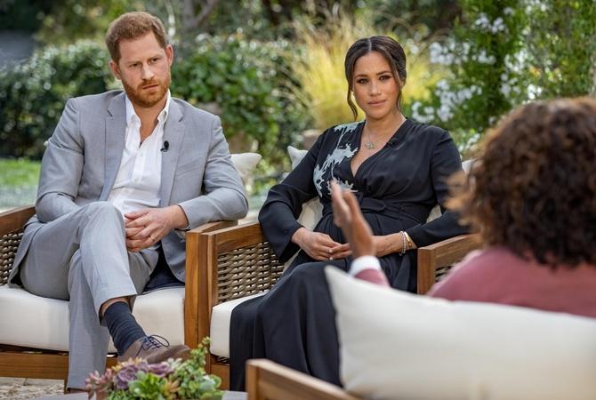 Тайная свадьба, расизм во дворце и мысли о суициде. Главное из интервью Меган Маркл и принца Гарри  фото 2