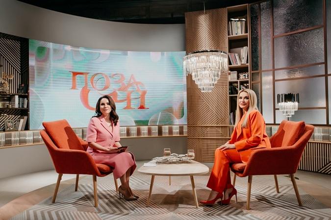Ольга Сумская на шоу