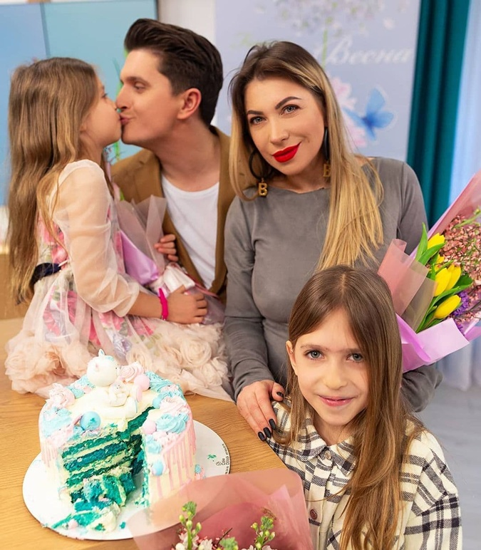 Анатолий Анатолич жена дети