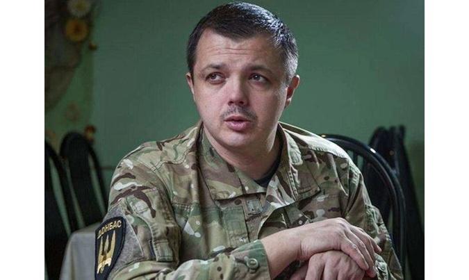 Семен Семенченко. Фото: vchasnoua.com