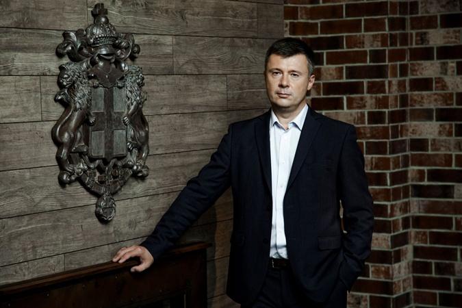 Сергей Старенький