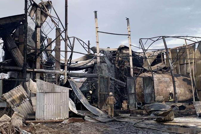 Взрыв Харьков