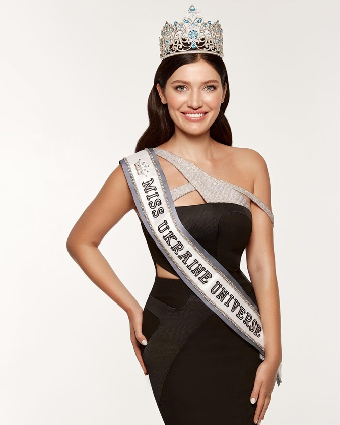 представительница Украины Мисс Вселенная 2021