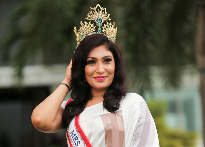 Миссис Шри-Ланка 2021