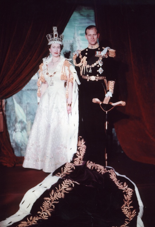 коронация Елизаветы