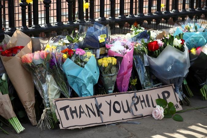 Спасибо принцу Филиппу