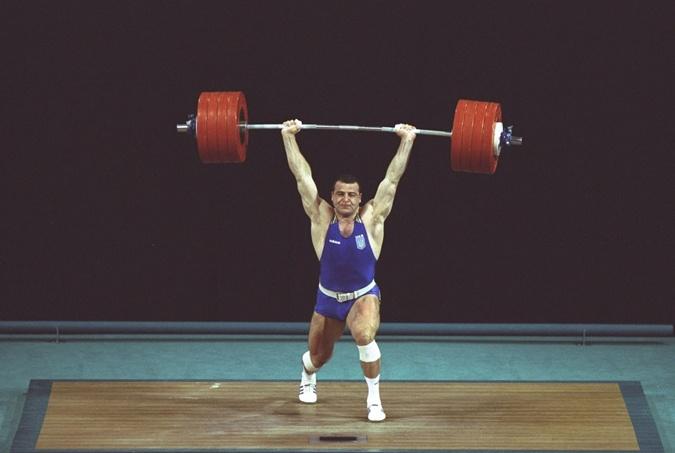 Олимпиада-1996 в Атланте: Хет-трик Подкопаевой и первый белый супертяж-чемпион Кличко [фото]