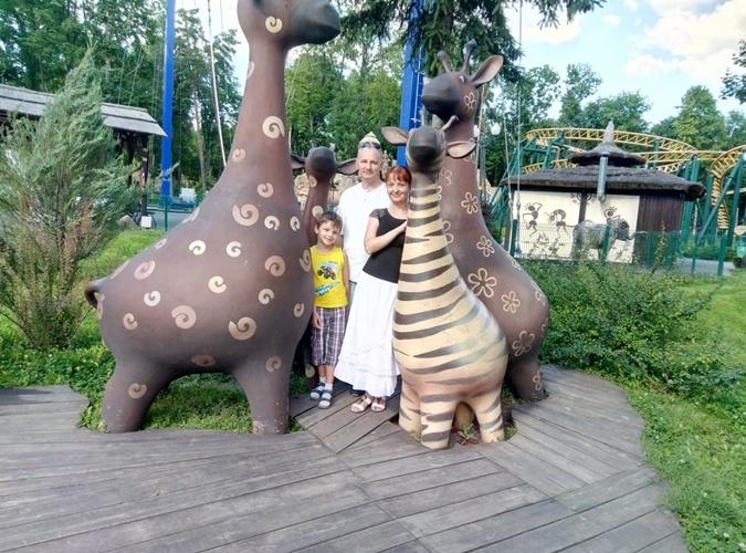 семья Печенежских