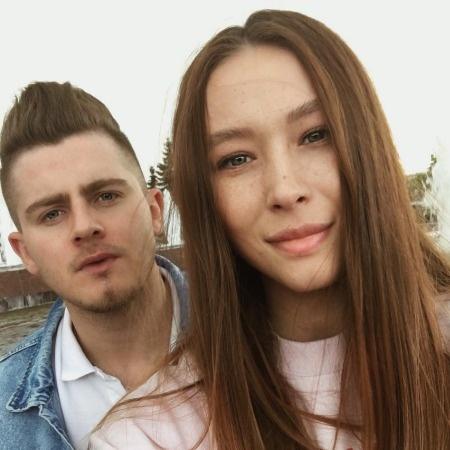 Александра Сивкова и Вячеслав Дайчев