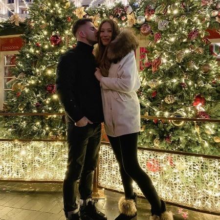 Вячеслав Дайчев с бывшей женой